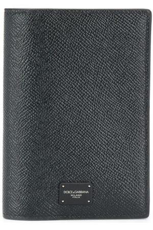 Dolce & Gabbana Men Luggage - Logo passport holder
