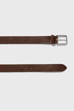 Zara Basic leather belt