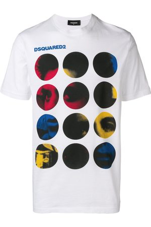 Dsquared2 Circle face T-shirt