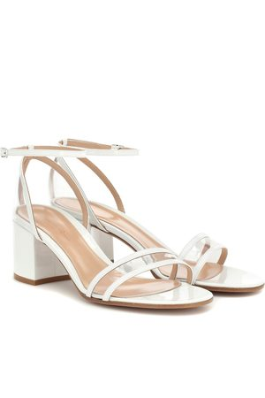 Gianvito Rossi Women Sandals - Exclusive to Mytheresa – Sheryl 60 patent leather sandals