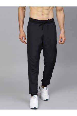 HRX Men Solid Joggers