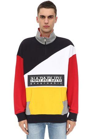 Napapijri Terry Bek Hz Cotton Sweatshirt