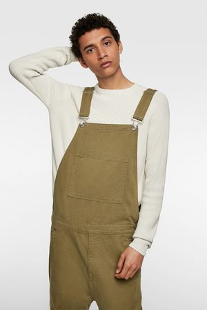 Zara Dungarees with cargo pockets