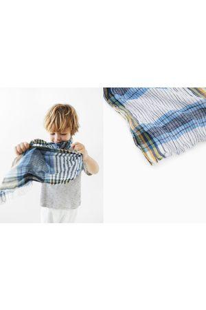 Zara Baby Scarves - Check scarf