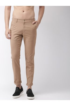 HIGHLANDER Slim Fit Chino Trousers
