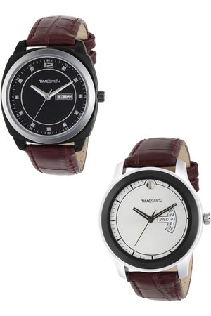 TIMESMITH Men White Analogue Watch TSC-001-002