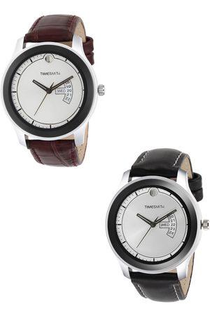 TIMESMITH Men White Analogue Watch TSC-002-012
