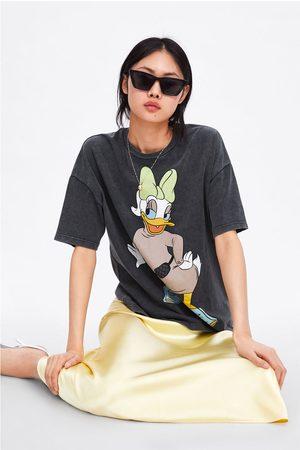 Zara ©disney daisy duck t-shirt