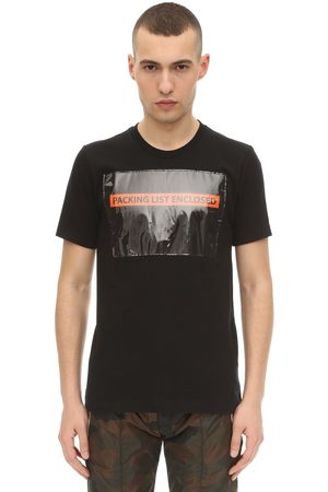 NORWOOD CHAPTERS Nor Packing List Cotton Jersey T-shirt