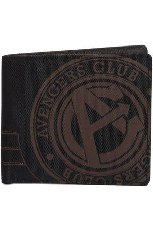 Kook N Keech Men Black Printed Two Fold Wallet