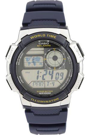 Casio Youth Digital Men Blue Digital watch D118 AE-1000W-2AVDF
