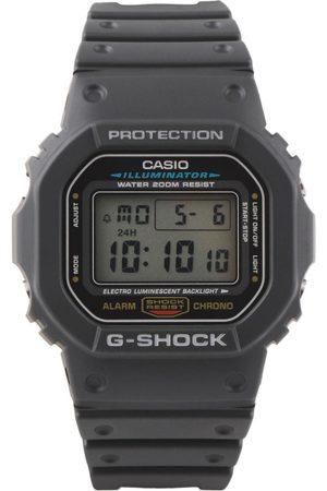 Casio G-Shock Men Black Digital watch G001 DW-5600E-1VQ