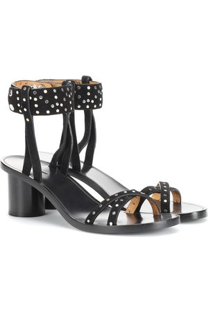 Isabel Marant Joakee suede sandals