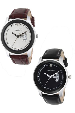 TIMESMITH Men Set Of 2 Analogue Watches TSC-002-004x