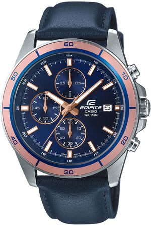 Casio Edifice Men Blue Analogue watch EX302 EFR-526L-2AVUDF