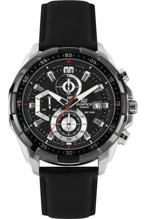CASIO Edifice Men Black Dial Chronograph Watch EFR-539L-1AVUDF - EX193