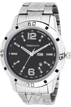 TIMESMITH Men Black Analogue Watch TSC-023x