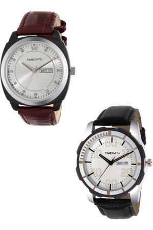 TIMESMITH Men Set of 2 Analogue Watches TSC-003-006x