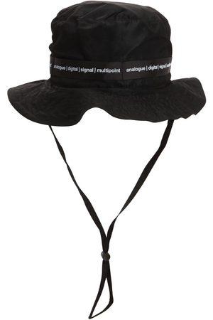 TDT - TOURNE DE TRANSMISSION Men Hats - Multipoint Boonie Nylon Hat