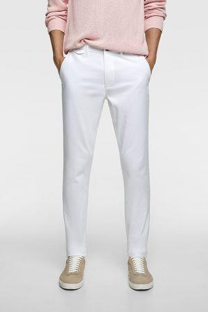 Zara Slim fit chino trousers