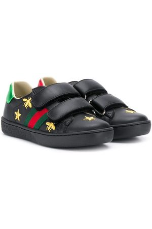 Gucci Web Bee motif sneakers
