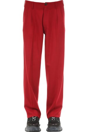 PASSARELLA DEATH SQUAD Tailored Japanese Wool Trousers
