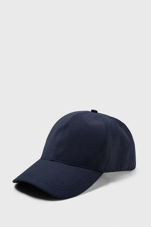 Zara Textured cap