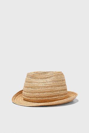 Zara Textured hat