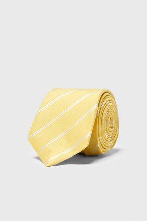 Zara Wide striped tie