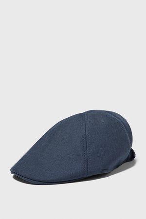 Zara Linen cap