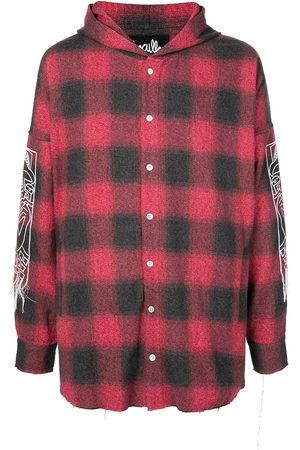 HACULLA Men Shirts - Guy And His Gun hooded shirt