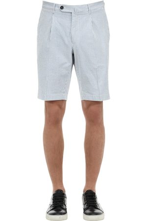 GTA Cotton Seersucker Shorts