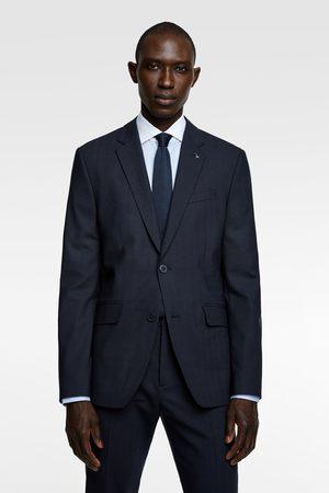 Zara Men Blazers - Check suit blazer