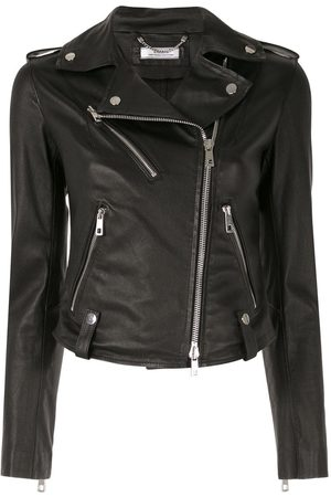 DESA 1972 Fitted biker jacket