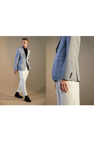 2a3d977ffb Buy Zara Suits for Men Online | FASHIOLA.in | Compare & buy