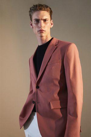 Zara Coloured suit blazer