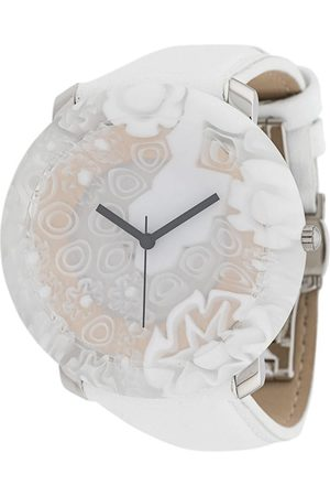 Yunik Big Round Flowers 44mm