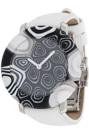 Yunik Small Round Black & 36mm