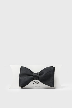 Zara Men Bow Ties - Silk bow tie