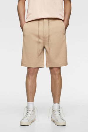 Zara Premium bermuda joggers