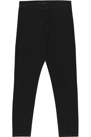 Burberry Logo stretch cotton leggings