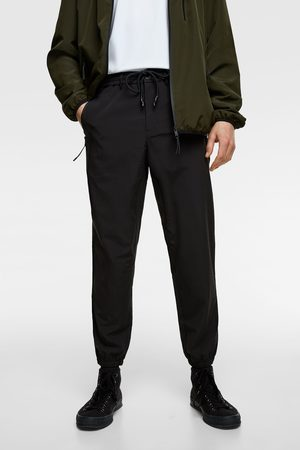 Zara Men Trousers - Technical jogging trousers