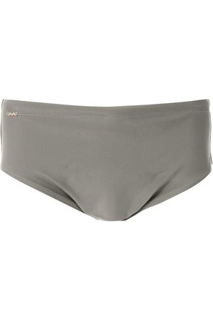 AMIR SLAMA Plain trunks