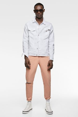 Zara Coloured slim fit jeans
