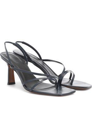 Neous Exclusive to Mytheresa – Esmeralda leather sandals