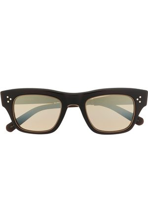 GARRETT LEIGHT Light tinted sunglasses