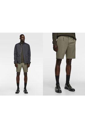 Zara Traveller bermuda shorts
