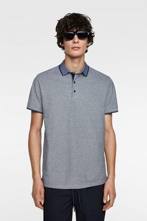 e8b16387 Buy Zara Polo Shirts for Men Online | FASHIOLA.in | Compare & buy