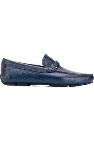Salvatore Ferragamo Antigua driver loafers