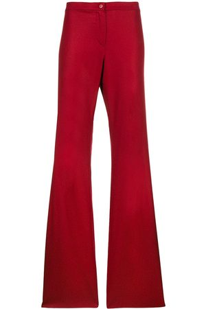 ROMEO GIGLI Flared tailored trousers